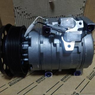 Compresor Aire Acondicionado Corolla 2009 Al 2014 Original