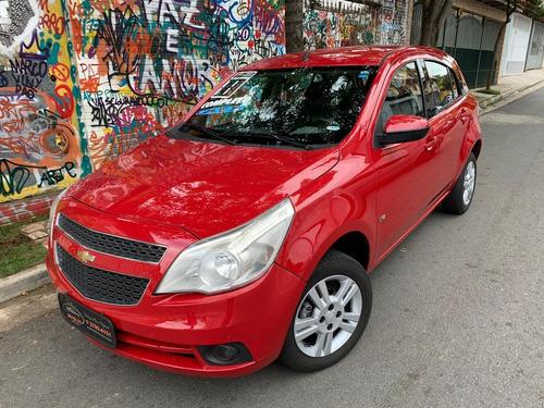 Chevrolet Agile Ltz 1.4 Completo 2011