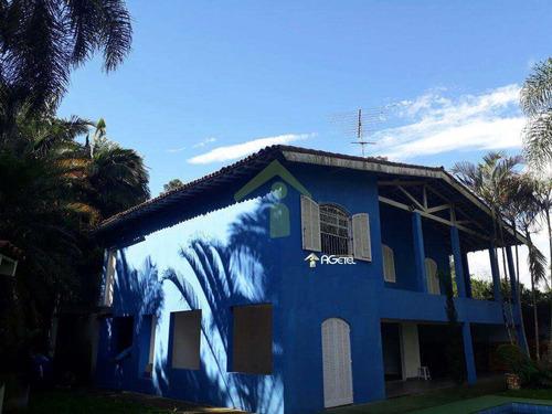 Imagem 1 de 30 de Chácara Com 3 Dorms, Vila Louro, Embu-guaçu - R$ 550 Mil, Cod: 1632 - V1632