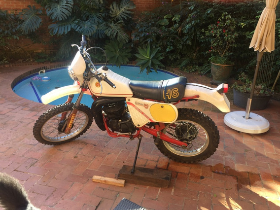 Montesa H6-360 Enduro Original Completona