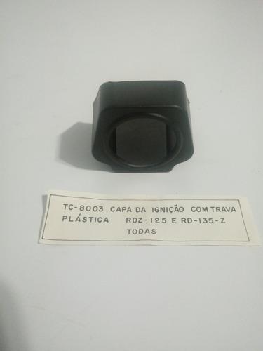 Imagem 1 de 2 de Capa Ignição Rd / Rdz 125/135 Modelo Original