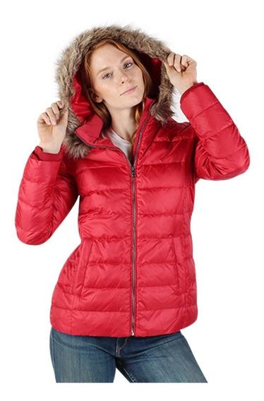 Chamarra Mujer Greenlander Pol6975xl Invierno Talla Extra