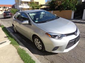 Carro Toyota Corolla 2015 Automatico Recien Importado
