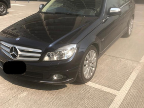 Mercedes-benz Clase C 3.0 280 Elegance Mt