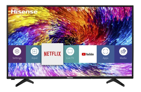 Smart Tv Led Full Hd 49