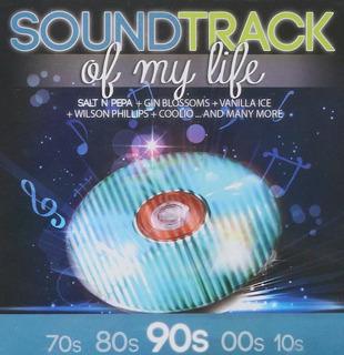 Soundtrack Of My Life 90s - Vanilla Ice , Coolio - Disco Cd