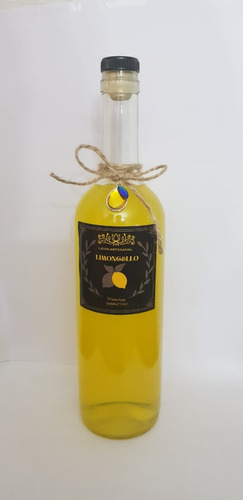 Limoncello Artesanal