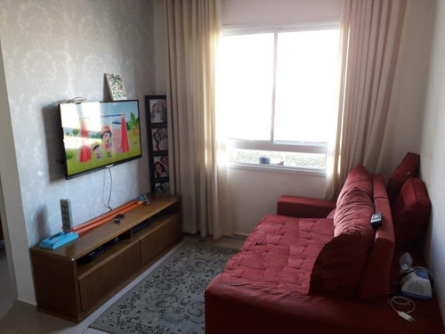 Imagem 1 de 10 de Apartamento Com 2 Dormitórios À Venda, 47 M² Por R$ 275.000,00 - Vila Alpina - São Paulo/sp - Ap5223