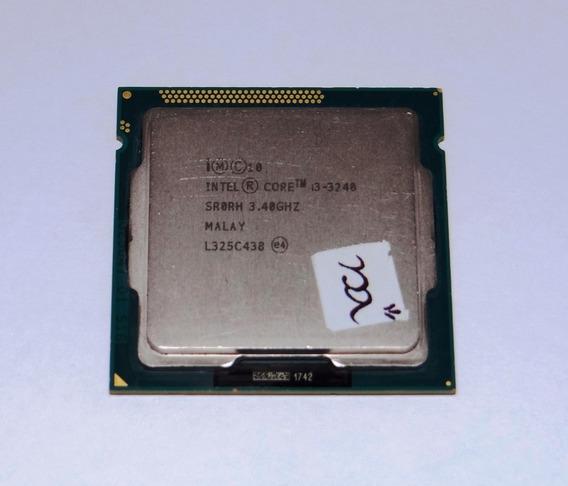 Processador Intel Core I3-3240 3.40 Ghz 3 Mb 2 Núcleos