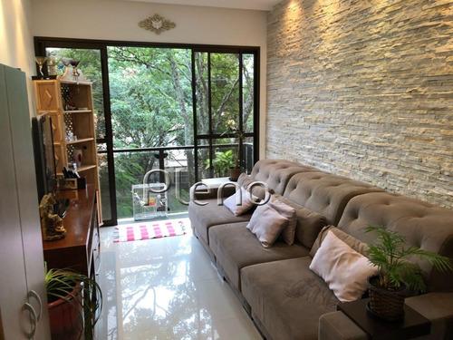 Imagem 1 de 23 de Apartamento À Venda Em Jardim Das Paineiras - Ap005289
