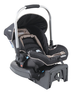 Bebê Conforto Kiddo Caracol Para Carrinho Compass Cappuccino