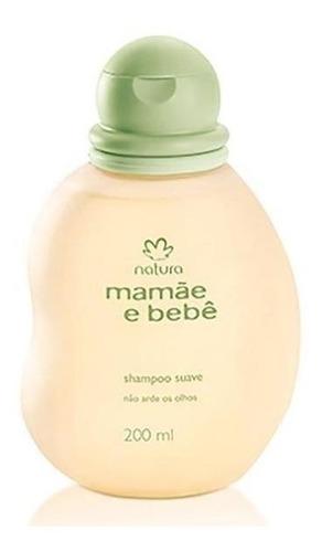 Natura Mamãe E Bebê - Shampoo Suave