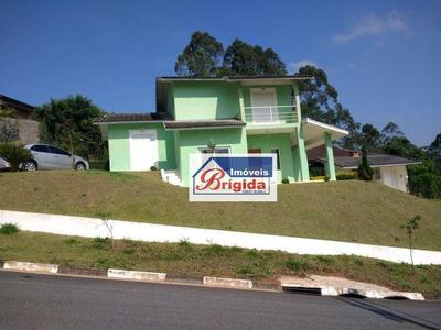 Casa Residencial À Venda, Parque Das Artes, Embu Das Artes. - Ca0222