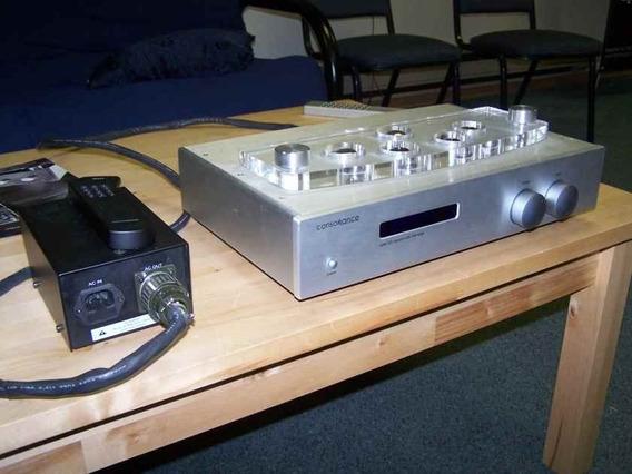 Pré Amplificador Valvulado Opera Consonance Cyber222 Permuta