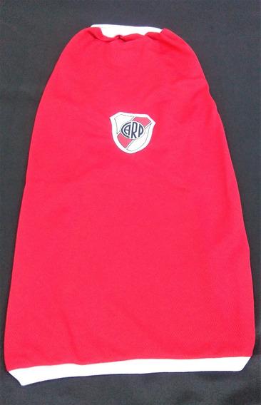 Camiseta De Futbol River Para Mascotas Talle 60 Cm