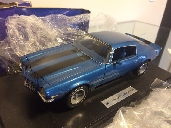 Camaro 1970 Franklin Mint 1/18. N Autoart, Gmp, Lane, Ertl