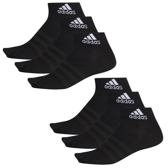 Medias Tobilleras adidas Light Ank Pack X 6 Pares