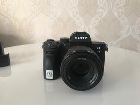 Câmera Sony A7iii Mirror + Lente Sony Fe 50mm F1.8 + Brindes