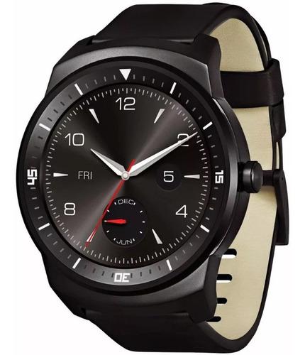 LG G Watch R W110 Smartwatch Reloj Inteligente Android Wear