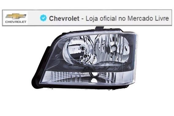 Farol Da S10 Blazer Lado Esq. Original Gm 2001/2011 93346313
