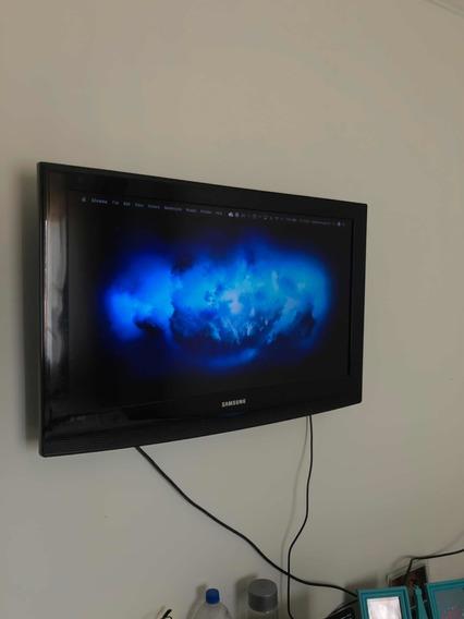 Tv Lcd Samsung Bem Conservada
