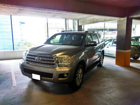 Blindada 2010 Toyota Sequoia Nivel 4 Plus Blindados