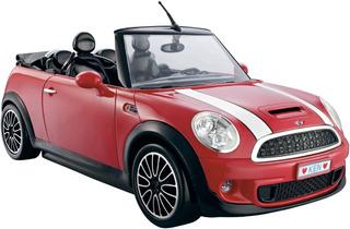Carro Da Barbie - Mini Cooper Conversível Do Ken - Novo!