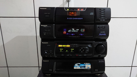 Micro System Panasonic Sa-hm780