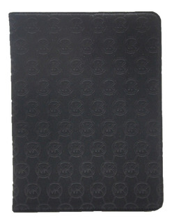Funda Para iPad Michael Kors Signature Pvc Black