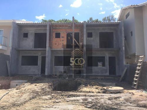 Sobrado À Venda, 82 M² Por R$ 287.000,00 - Sertão Do Maruim - São José/sc - So0148