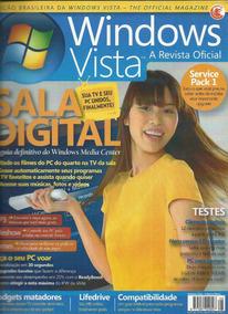 Revista Windows Vista Oficial - Nº 08 - Maio 2008
