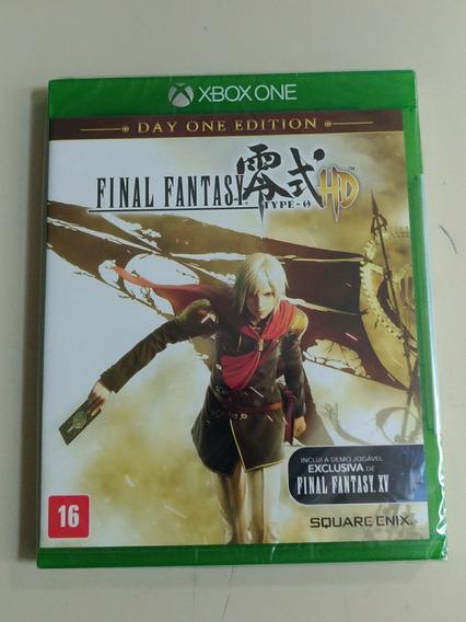 Final Fantasy - Xbox One - Novo Lacrado - Mídia Física