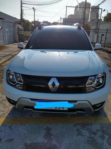 Imagem 1 de 15 de Renault Duster Dynamique  1.6 2016 Branco Completo