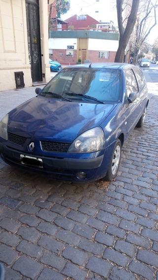 Renault Clio 1.5 Athent. Aa 2005