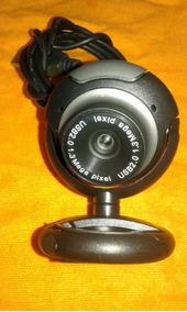 Webcam Multlaser Usb2 . 01,3 Mega.