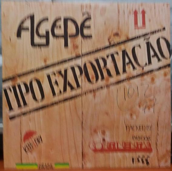 Agepê - Tipo Exportação - 1978 (lp)