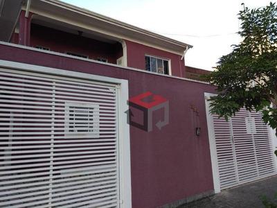 Casa Residencial À Venda, Nova Petrópolis, São Bernardo Do Campo - Ca20696. - Ca20696