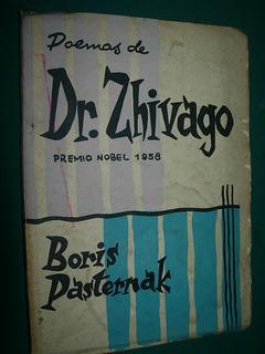 Dr Zhivago Libro Pasternak En Mercado Libre Argentina