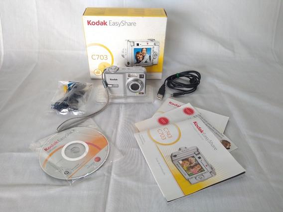 Maquina Fotográfica Kodak Easy Share C703