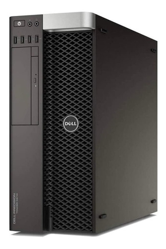 Imagem 1 de 5 de Workstation Dell Precision T5810 64gb Xeon E5-2630 V3 8cor