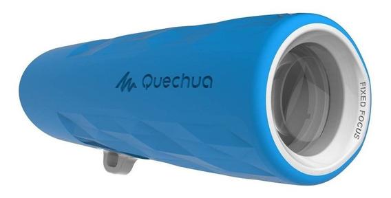 Monóculo Sem Ajuste M300 Ampliação X8 Cor Azul