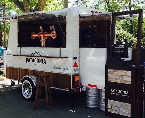 Food Truck Beer Truck