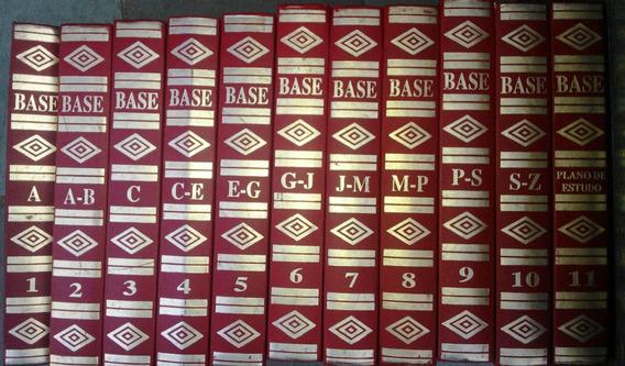Enciclopédia Base 11 Volumes