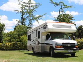 Arriendo Motorhome/casa Rodante Chevrolet