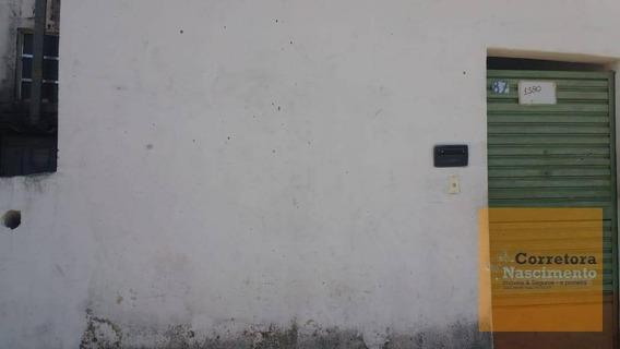 Casa Com 2 Dormitórios Para Alugar Por R$ 550/mês - Jardim Do Vale - Jacareí/sp - Ca1469