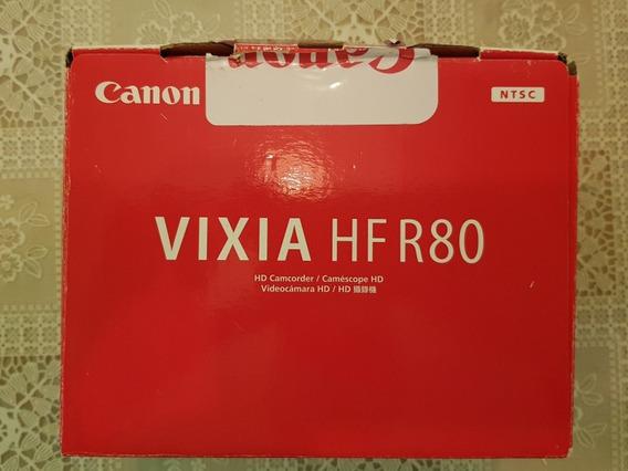 Câmera Gravadora Canon Vixia Hf R80