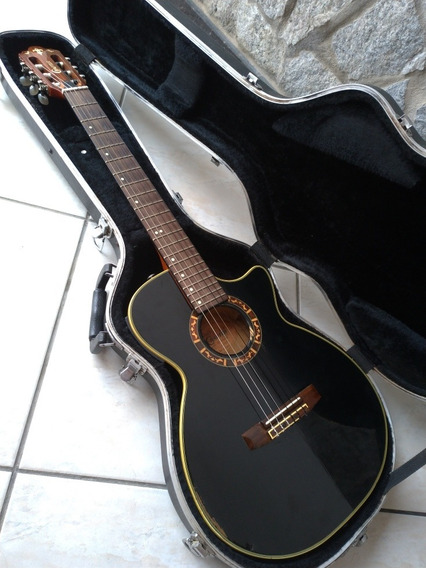 Violão Crafter Cts 155c/black