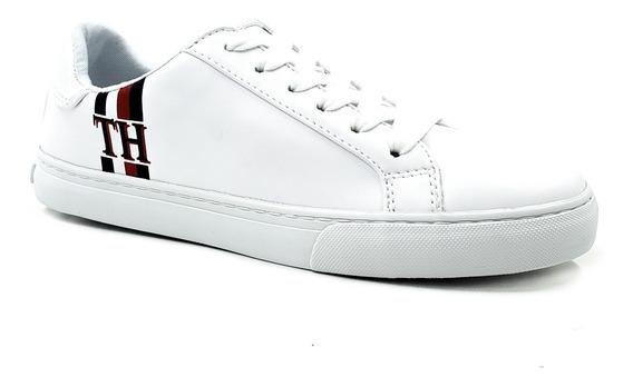Tommy Hilfiger/100%original/ Lewie-a White Ll Dama-blanco