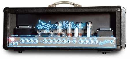 Cabeçote Hughes And Kettner Duotone 100