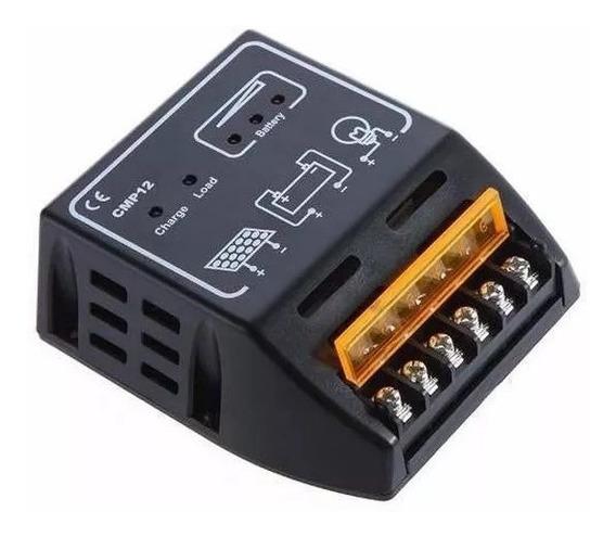 Controlador De Carga Energia Placa Solar 10 Amper